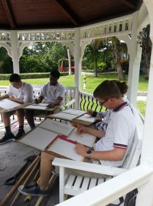 Painting Class- Outdoor Sketching