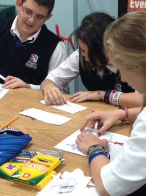 Hands-On Activities Engage Students in Geometry