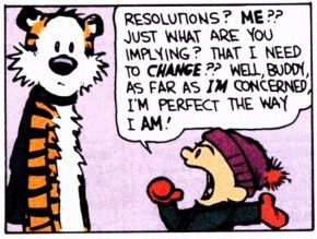 Guest Post: New Year'sResolutions