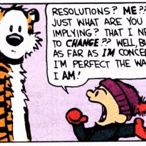 Guest Post: New Year's Resolutions