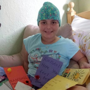 Students Organize Event to Honor, Encourage, and Raise Money for Classmate Fighting Cancer