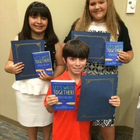 Grandview Students Become Published Authors
