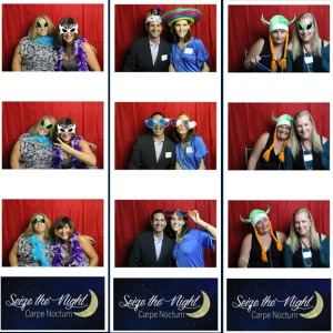 Gala attendees enjoy the photo booth each year-- and we enjoy sharing their photos!