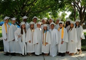 The Grandview Preparatory School Class of 2014.