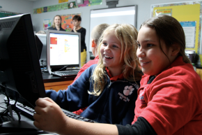 #HourOfCode Promotes Programming to Students of AllAges