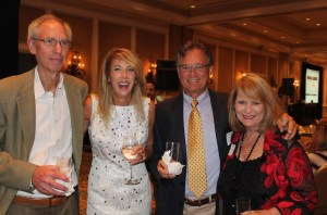 Grandview Gala attendees enjoyed an evening of cocktails, dinner, and a silent and live auction.